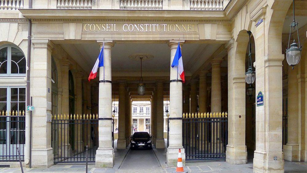El Consejo Constitucional de Francia (CC Mbzt)