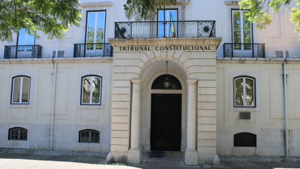 El Tribunal Constticional de Portugal en Lisboa (CC Novo Liceu)