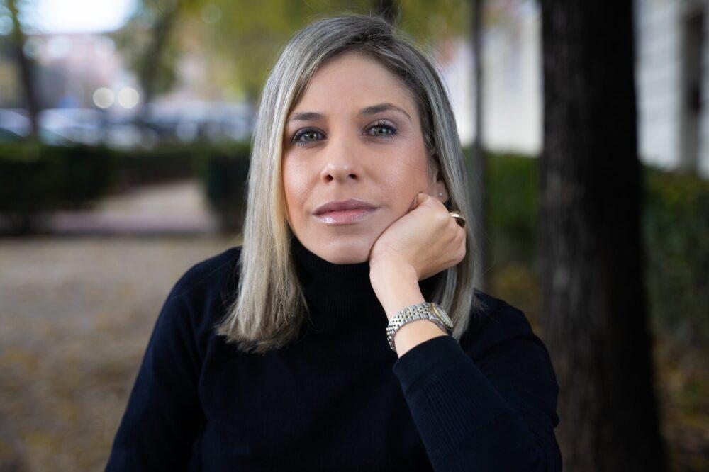 Karina Sainz Borgo. Foto Clara Rodríguez