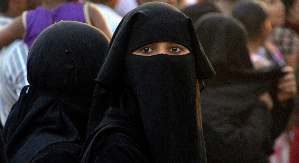 Islam Muslim Religion Dress Woman Female Girl