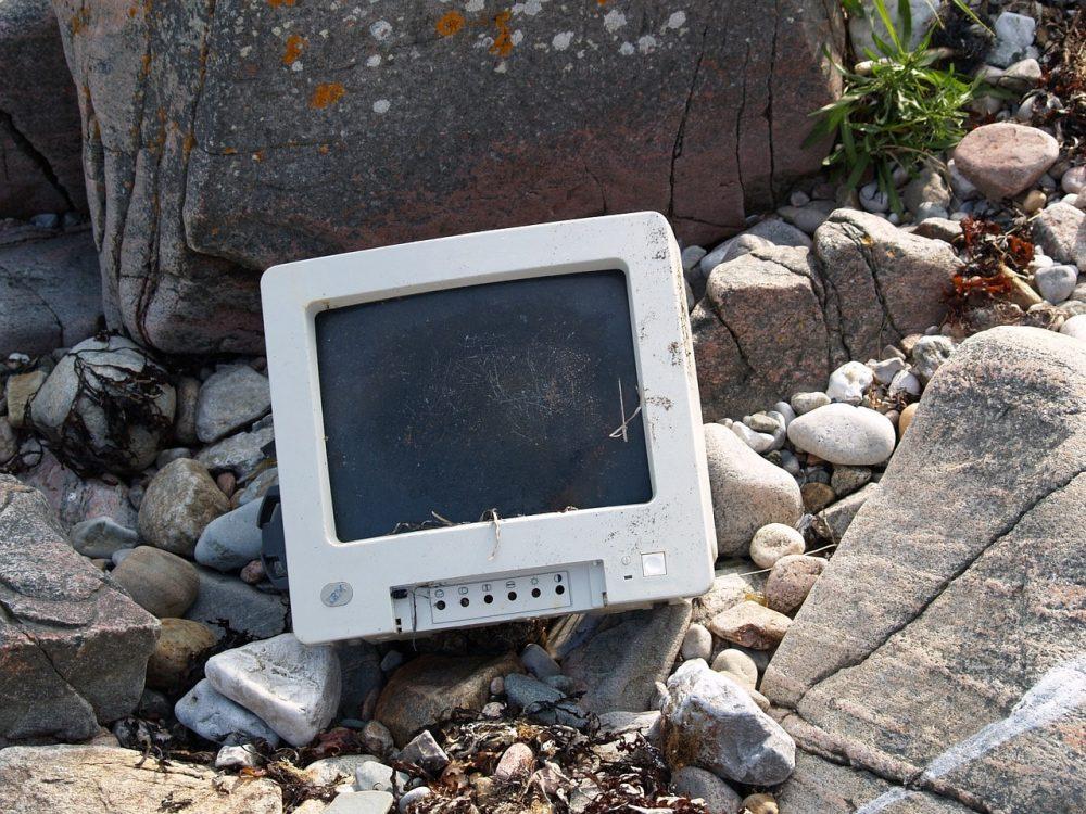 Miles de millones basura electrónica