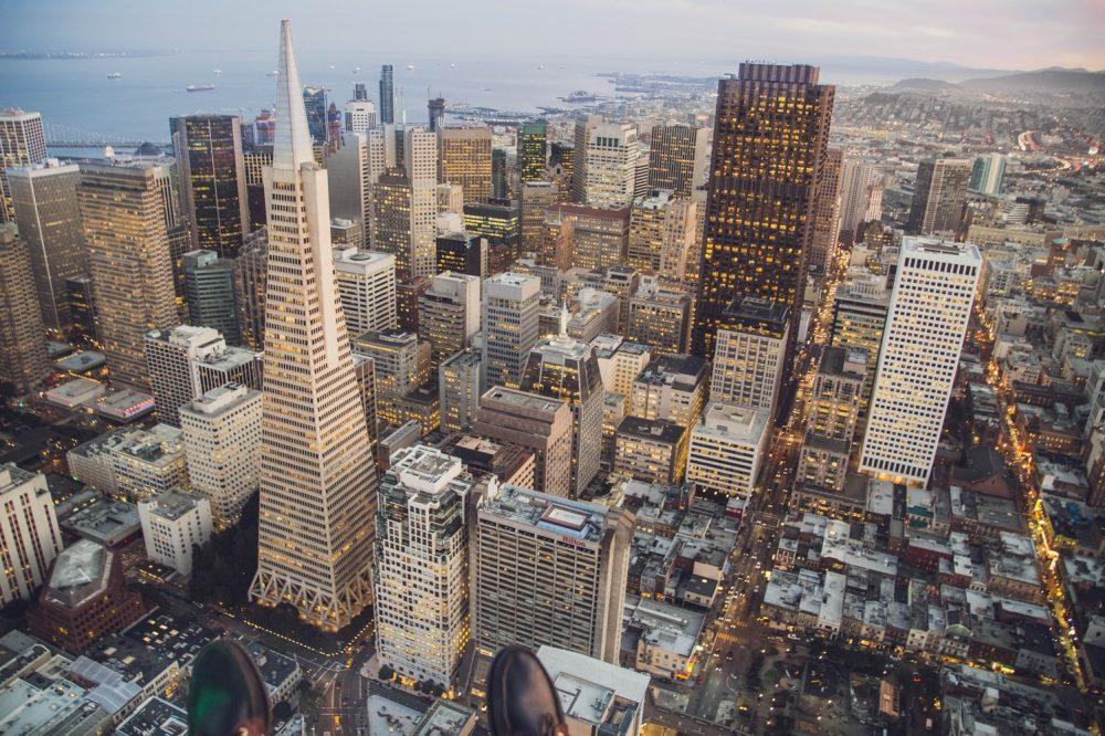 San Francisco, California foto Jared Erondu