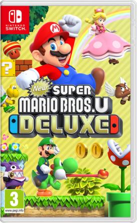 Super Mario Bros. U De Luxe