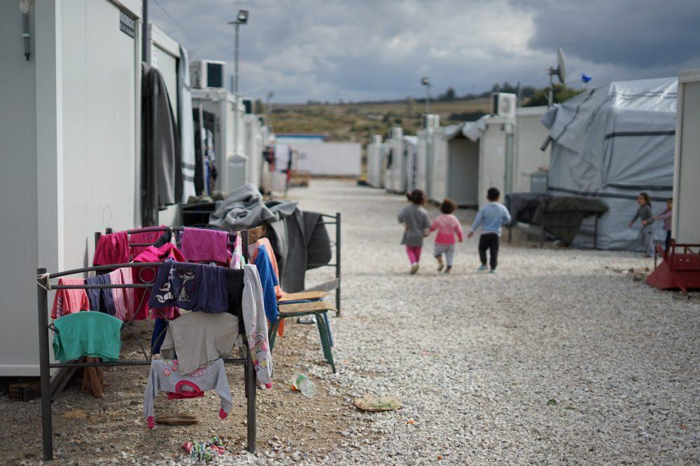 refugees refugiados camp campamento siria