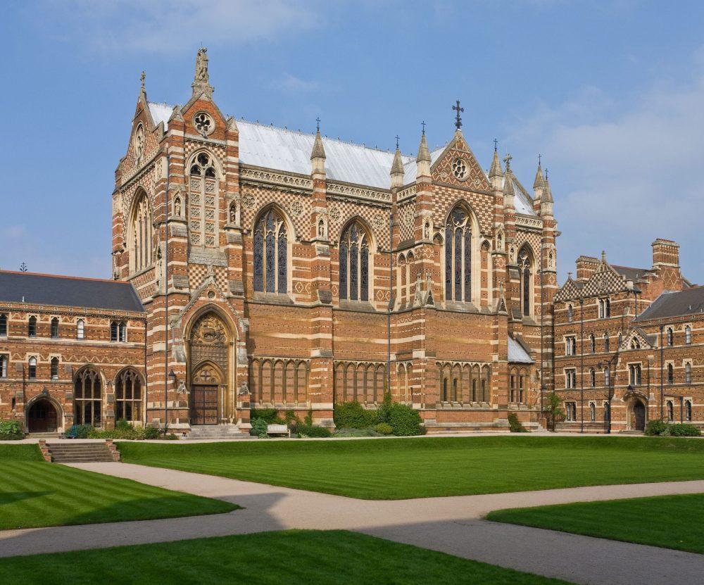 Capilla del Keble College, Universidad de Oxford